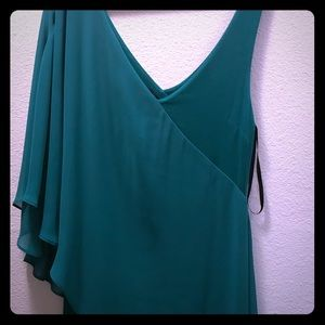 Green Bebe Dress